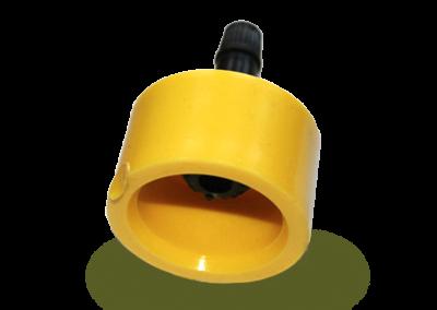 Socket Fusion Pressure Shipping Caps