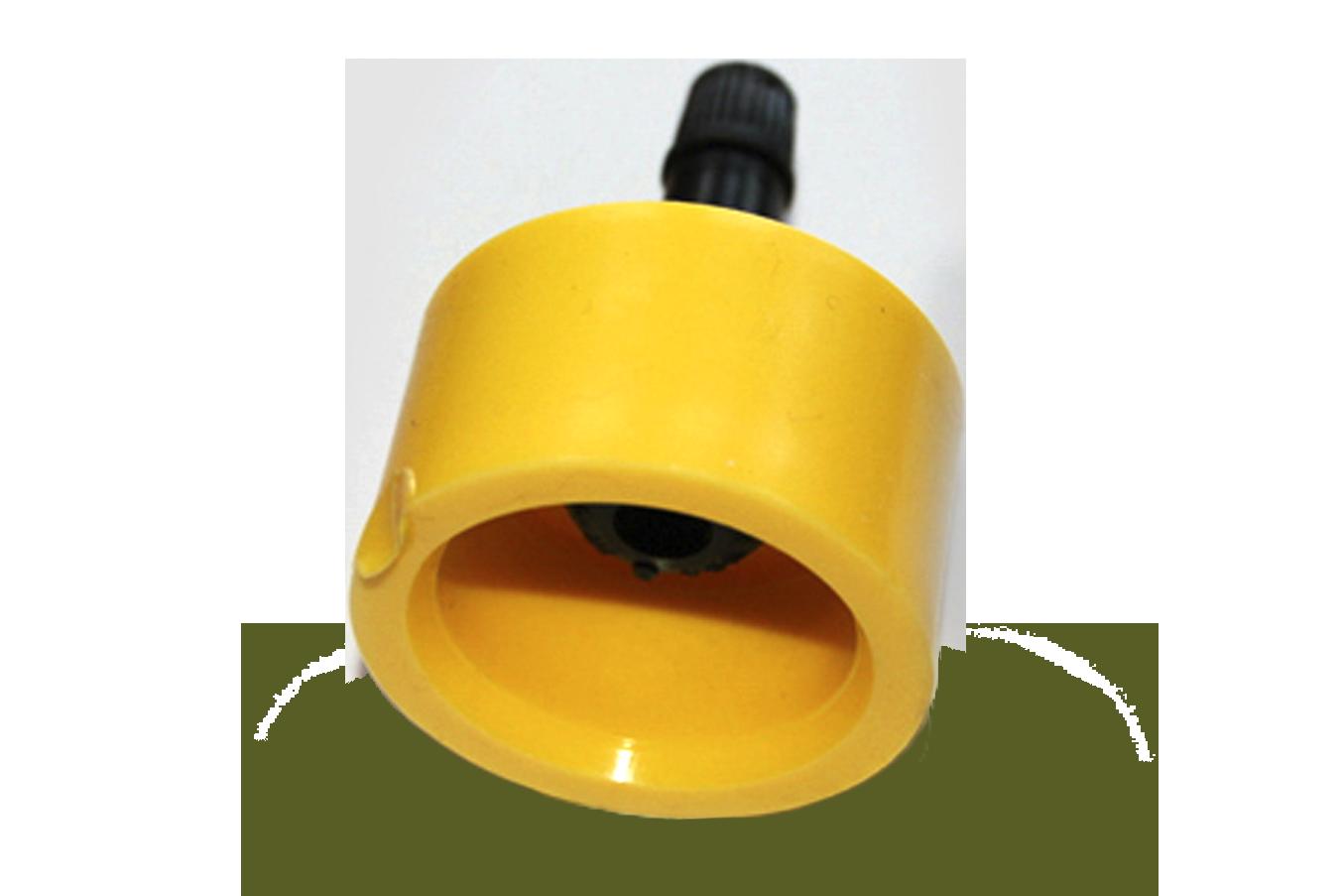 Socket Fusion Pressure Shipping Caps Plastic Mold