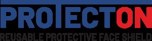 PROTECTON - Reusable Protective Face Shield - PPE